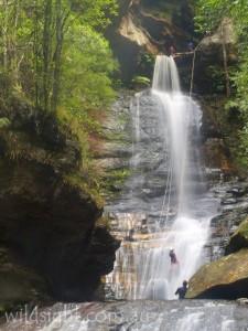 Canyoners, Empress Falls