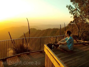 Moonlight Crag sunset