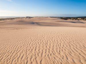 sand dunes, swan lake, Discovery Bay Coastal Park