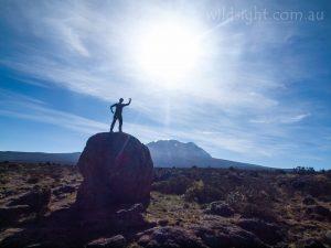 Shira Plateau, Mt Kilimanjaro
