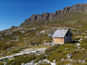 Kitchen Hut, Cradle Mountain, Overland Track