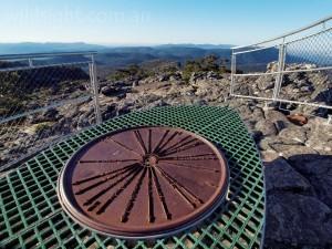 Mount Rosea summit