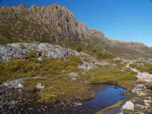 Cradle Mountain, Overland Track