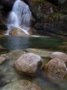 Lady's Bath Falls