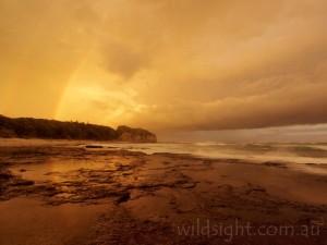 Rainbow, Berrara Cove