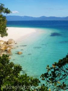 Nudey Beach, Fitzroy Island