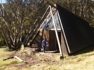 Vallejo Gantner Hut