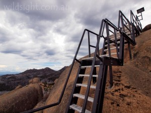Mount Dunn summit