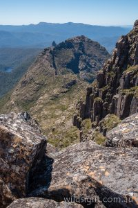 Lot's Wife, South-West National Park Tasmania