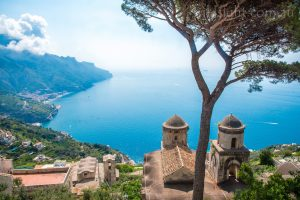 Ravello view, Amalfi Coast, Italy