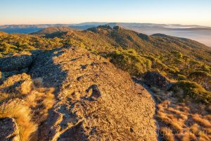 Sunrise view from Mt Cobberas No.1