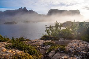Lake Elysia, Cradle Mountain-Lake St Clair National Park Tasmania