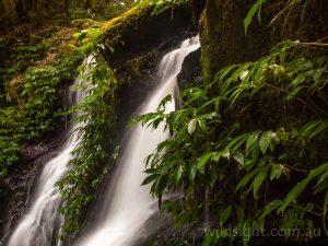 Triple Falls on Toonona Creek